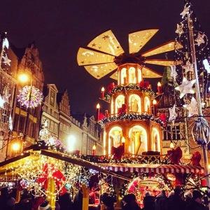 Breslaus Weihnachtsmarkt ist auch sehr knorke
