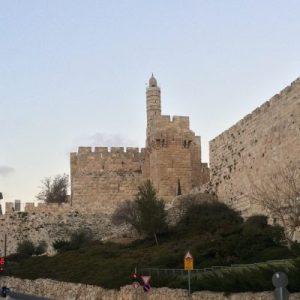 Jerusalems Stadtmauer