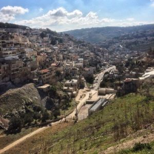 Kidron Valley East Jerusalem