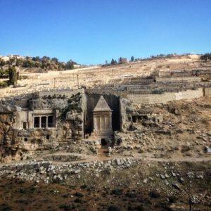 Das Grab meines Homies Zechariah