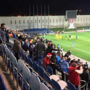 Maccabi hatte heute was zu feiern