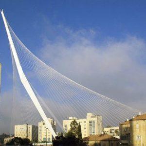 Brücke von Sergio Calatrava