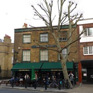 The Eight Bells in Fulham