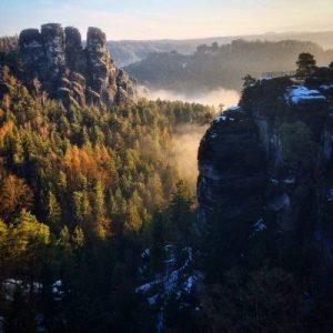 Sächsische Schweiz, du Perle der Natur!