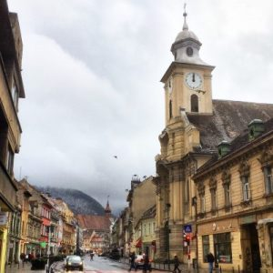 Back to Brasov Downtown