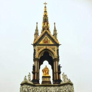 Olbert Memorial im Hyde Park