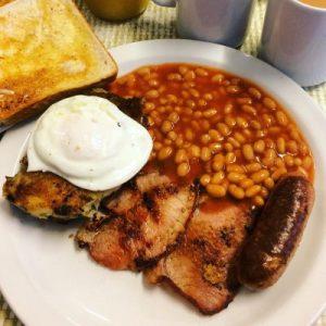 Das vielleicht beste Frühstück der Stadt