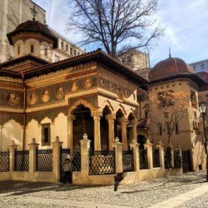 Stavropoleos-Kloster