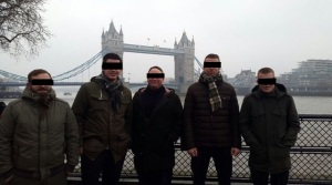 The Lads in London