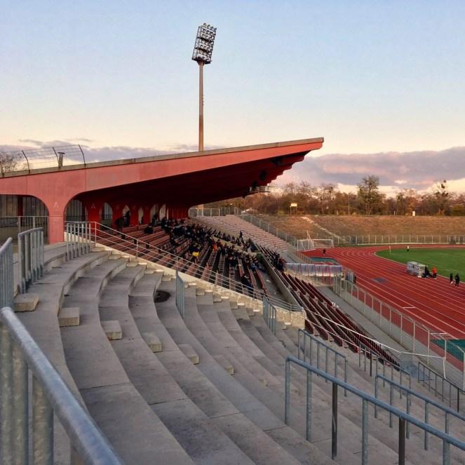 Das wunderbare Südweststadion